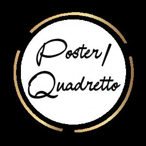 Poster/quadretto digitale